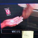 *ping pong ball size hail* along Kansas and Oklahoma border. - Storm Tracker Val Castor http://t.co/Lsb351FqU8