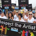 RT @christofow: Great shot of @oliviachow marching in Torontos Labour Day parade. We need a mayor who will support the arts. #TOpoli http://t.co/iyMppgjs8L