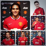 Six new player has brought by Van Gaal in this transfer window! http://t.co/TnQ63fYUew