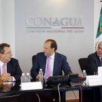 RT @AngelAguirreGro: Me reuní con el director de la @conagua_mx, para revisar proyectos hidráulicos que se han puesto marcha en #Guerrero http://t.co/g9YqoRoQZN