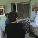 RT @JavierDagnino: #NotasDelRio en Arizpe informando a la población del servicio #066 para abastecimiento de Agua. @rromerolopez http://t.co/hYi4j6tLEn