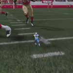 RT @CBSSports: A glitch in Madden 15 has put a Smurf-sized linebacker in the game (seriously): http://t.co/Wp8nWl3MIE http://t.co/OxCv26B1sh