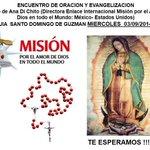 Miércoles 03S 4:30pm parroquia Santo Domingo de Guzmán encuentro de oración y evangelización #Barquisimeto. http://t.co/cfhzD82upV