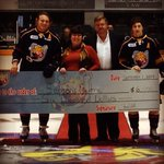 Were happy to announce $6,000 was raised for @Seasons_Centre with ticket proceeds from tonights game. #gocoltsgo http://t.co/b1qEze6N9d