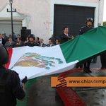 01.9 #Chiautempan Inicio de Fiestas Patrias Izamiento de Bandera http://t.co/aQprBCbU02 http://t.co/AiqJwFMzbm