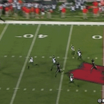 RT @BleacherReport: Louisville's Corvin Lamb turned on the jets and returned a kickoff 97 yards for a TD vs. Miami http://t.co/E8NMvf43Vx http://t.co/N4IU6YA50w