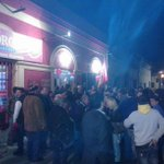 RT @NestorOtero2: La gente quedo afuera en el lanzamientos de @la10deCanelones @PedroBordaberry @germancoutinho @adrianbatllista http://t.co/kNLiowVR8f