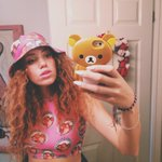 RT @MahoganyLOX: yesterdays ootd ???? top & bucket hat by @OMWEEKEND ???? http://t.co/L2eyV2qFjE