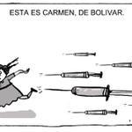 RT @elheraldoco: #Caricatura Esta es Carmen, de Bolívar http://t.co/weni9KhRB1 http://t.co/EDM2WFtNOk