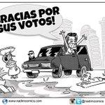 #Caricatura ¡Gracias por sus votos! http://t.co/xOxIY6GB3C http://t.co/bp3VdkECAP