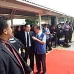 MH17: CM Lim joins state excos and mourners to greet arrival of remains of Fan Shun Po and and Loh Yan Hwa at airport http://t.co/r2jrT93EHG