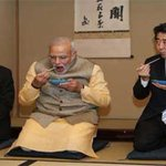 RT @IndianExpress: PM signal: sitting down with Japan, standing up to China. http://t.co/bQfSCeMK5f http://t.co/iojs21ebaE