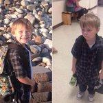 RT @JornalOGlobo: Antes e depois, o 1º dia no jardim de infância: A escola é um inferno. http://t.co/IqTc89r61d [@BlogPageNFound] http://t.co/Xo1WBLOxUG