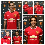 RT @theredjunkies: Welcome to @ManUtd, the biggest club in the world. #GGMU http://t.co/wFQTAxjV1O