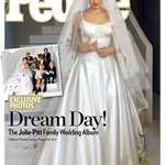 RT @BuzzFeed: Angelina Jolie's Wedding Dress Is Covered In Her Kids' Drawings http://t.co/JaNaimyPts http://t.co/S8oyBpzZRc