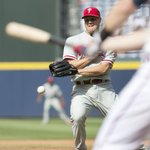 BASEBALL: Braves offense goes quietly in no-hit loss: http://t.co/3vKaBigDRN Are you an Atlanta Braves fan? http://t.co/rTBFgY9QCJ