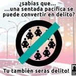 Y si la #Ciudadanía protesta contra los #recortes... Recortan el #derecho a la protesta!! #LeyMordaza #paro http://t.co/6KHPBMCFCT