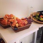 Ce matin, chez @agencedagobert ... #rentree_2014 #rentree #agencedigitale #reformedesrythmesscolaires #croissants http://t.co/lI74uF05eG