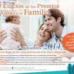 ¡Vuelven los #PremiosMision! Envíanos tus nominaciones a premiosmision@revistamision.com antes del 4 de octubre http://t.co/xY4eNAkhnJ