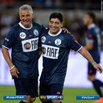 #Baggio e #Maradona nella stessa squadra è un sogno che si è avverato. Fate un RT per i due numeri 10 #SkySport http://t.co/efK09en4g8