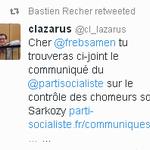 Gros succès de François Rebsamen auprès des militants et responsables socialistes http://t.co/S2Rpvt9ZI1