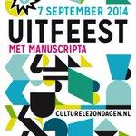 We openen zondag het nieuwe seizoen in Utrecht! We staan tijdens @CultureleZondag in @Werftheater om 17:00! Gratis! http://t.co/A0Pfqx7Q9J