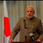 RT @ANI_news: Tokyo: PM Narendra Modi addressing Japan-India Association & Japan-India Parliamentary Friendship League http://t.co/KmaKE71e5n