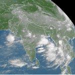 Latest Satellite Image of Nepali Sky (NPT=UTC+5.45) [Auto tweet] #Weather: http://t.co/X1fEYdVqoo #SatImage #Nepal http://t.co/E8wiXLwYUu