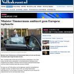 Frans Timmermans in De Volkskrant, februari (via GeenStijl) http://t.co/3adKmhKFS8