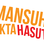 RT @N_YLC: #MansuhAktaHasutan campaign logo. Thank you to @tenoq for the design! http://t.co/95fU3rq34L