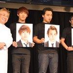 RT @eigacom: [映画ニュース] 高須クリニック院長、ブサイク芸人改造計画を発表! http://t.co/bmDXjeqPIS #映画 #eiga http://t.co/nUDpVOkqQX