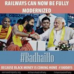Black Money is coming home  #BadhaiHo http://t.co/Y8a5aY0gNw