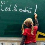 Cest la #rentrée des classes 2014 ! Plus de 12 millions délèves retournent en classe : http://t.co/nS5YQANPND http://t.co/bDZBruC525