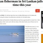No Indian fisherman in Sri Lankan jails for first time this year #100DaysReportCard #100AccheDin #100DaysofPMNaMo http://t.co/UZAo0aO6FY