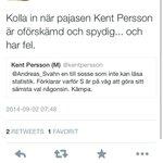 RT @denniswedin: Här alltså Löfvens närmaste medarbetare. S uppenbart desperata. Lika aggressiv som Löfven i #abdebatt... #svpol http://t.co/ExemyQX5Mh