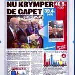 RT @Mattias_K: Vänstern raljerar, svartmålar och bråkar med varandra. Vi andra jobbar vidare. #alliansen #svpol #jobbvalet http://t.co/DsrouJF8lQ