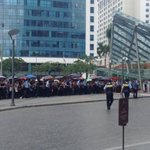 RT @Real_Chichinhu: Sones are waiting in rain at Lotte now . 4 more hours before the event star http://t.co/dZfvGbW5Tm