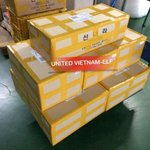 [UNITED VIETNAM-ELF] Our first packages are on the way to Vietnam~ Hey #MAMACITA we are waiting for you #VietnamELF http://t.co/tn08kz0Kgq