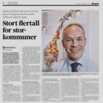 Folket ønsker mer lokaldemokrati - stor støtte til #kommunereform @btno @Aftenposten @jantoresanner http://t.co/2sp2cKVtHU