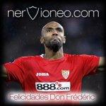 RT @NervioneoSFC: Hoy cumple 37 años el mejor jugador de la historia del #SevillaFC. Felicidades @FredericKanoute. A sus pies. http://t.co/052ruQIWFS