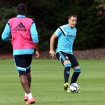 Good morning. Its back to training this morning for those not on international duty... #CFC http://t.co/xUwmNP5BqR