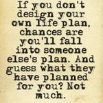 RT @TheClearingNcl: Design your own life plan. If you need help to focus, talk to us. #Counselling and #therapy #Newcastle @NorthEastHour http://t.co/d2YpPCsGbT