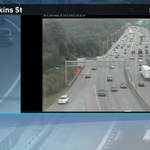 RT @DaniWKYC: Accident on Rt-8 NB at Perkins St in Cuyahoga Falls. Left lane blocked. @wkyc http://t.co/sfquqBTAcs