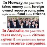 RT @BecWrong: Of course we score the dunce country. #auspol http://t.co/tsOMrUF4fn