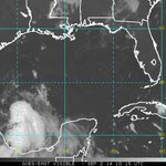 Se prevé que el centro de la tormenta #Dolly impacte #Tamaulipas alrededor de la medianoche: @NoemiGuzmanSPC http://t.co/LD2hJJm8gi