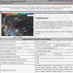 Aviso Ciclón Tropical en el Pacífico http://t.co/UUbVcUI8Uj JDG http://t.co/Z8pgnvXGf4
