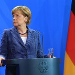 Merkel says Europe wont allow Russia to attack Ukraine: http://t.co/HqHsWznh6q http://t.co/aF3MA565lj