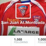 Hem arribat als 1.000 seguidors! Moltes gràcies a tots per fer-ho possible, seguirem informant! #Unión http://t.co/cmeiiXPXwB