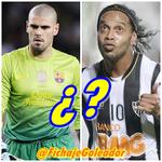 El mercado de fichajes cerró... y ¿Estos que?: Victor Valdés y Ronaldinho, NO tienen equipo. #Fichajes. http://t.co/hiQgxtfBAo