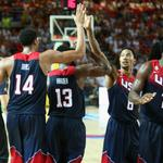 RT @NBA: Team @USABasketball resumes @FIBA #Spain2014 Group C action at 11:30am/et on ESPN2 vs. NEW ZEALAND. http://t.co/O517cp0keW